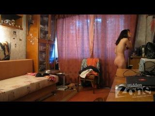 Скрытая камера в комнате старшей сестры